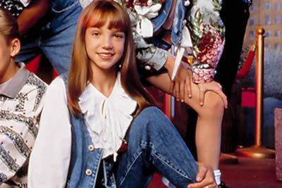 Britney's career got rolling in 1997, when she was cast in the performance troup, <i>The Mickey Mouse Club</i>, along with fellow stars....