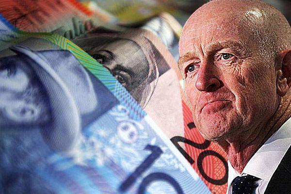 Glenn Stevens, Australian banknotes