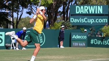 Darwin's $16m wonky tennis court was doomed from the start