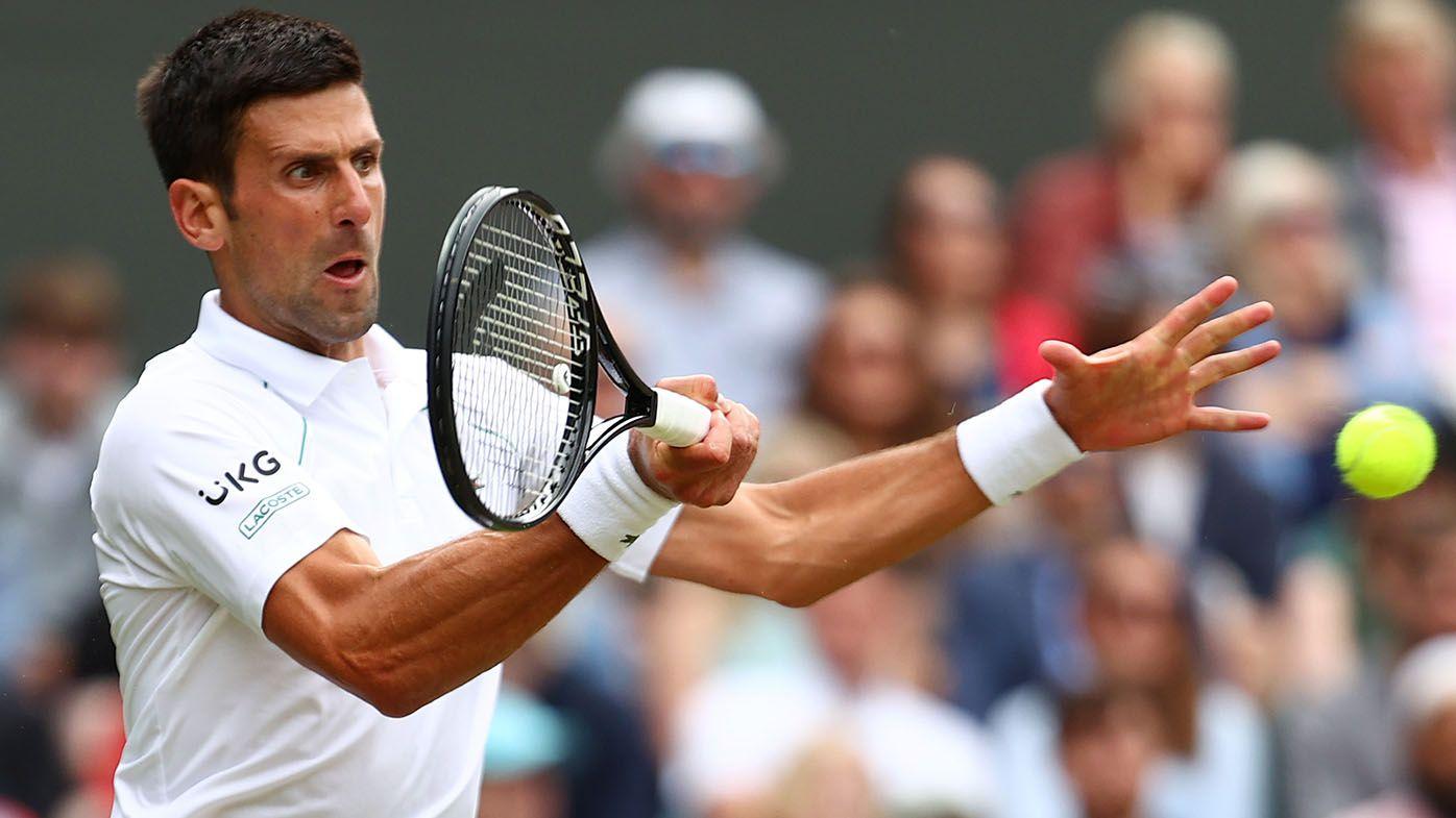 Wimbledon 2021: Novak Djokovic joined in quarter-finals by rush of fresh blood