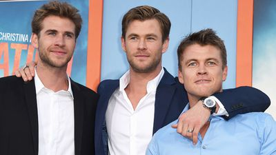 Chris Hemsworth employed his brother Luke as his trainer to get him a break in Hollywood