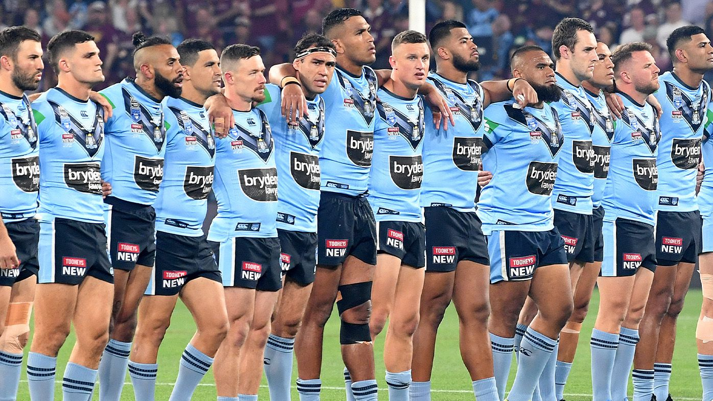 Melbourne's growing COVID-19 cluster leaves State of Origin opener in limbo