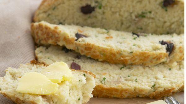 parmesan-and-olive-damper