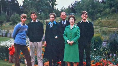 The royal family, 1979