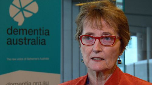 Christine Bryden, 69, was diagnosed with dementia at 46.