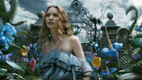 <i>Alice in Wonderland</i> sequel currently in development