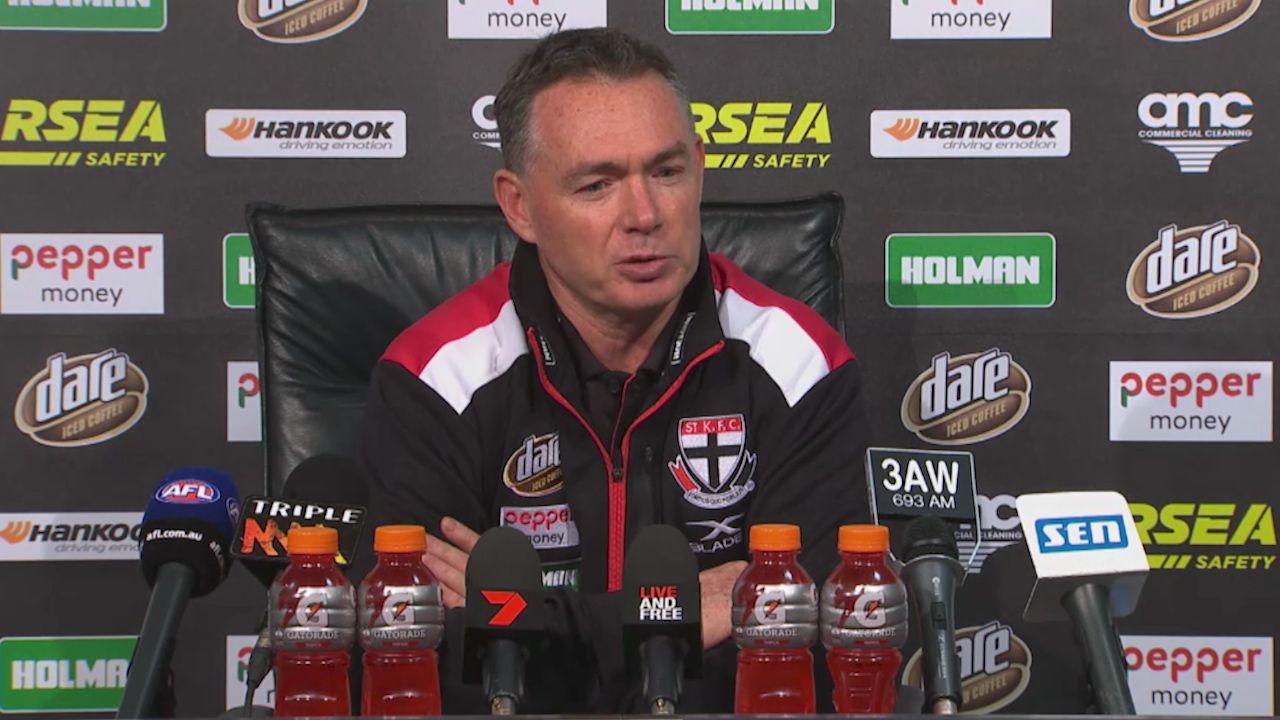 Richardson says Saints 'embarrassed'