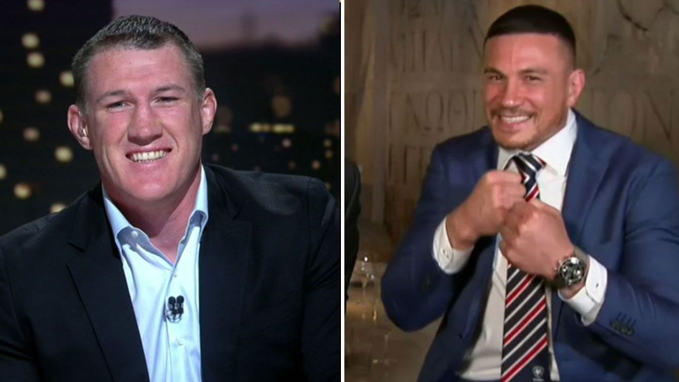 Sonny Bill Williams says he's still 'keen' to fight Cronulla Sharks veteran Paul Gallen in boxing ring
