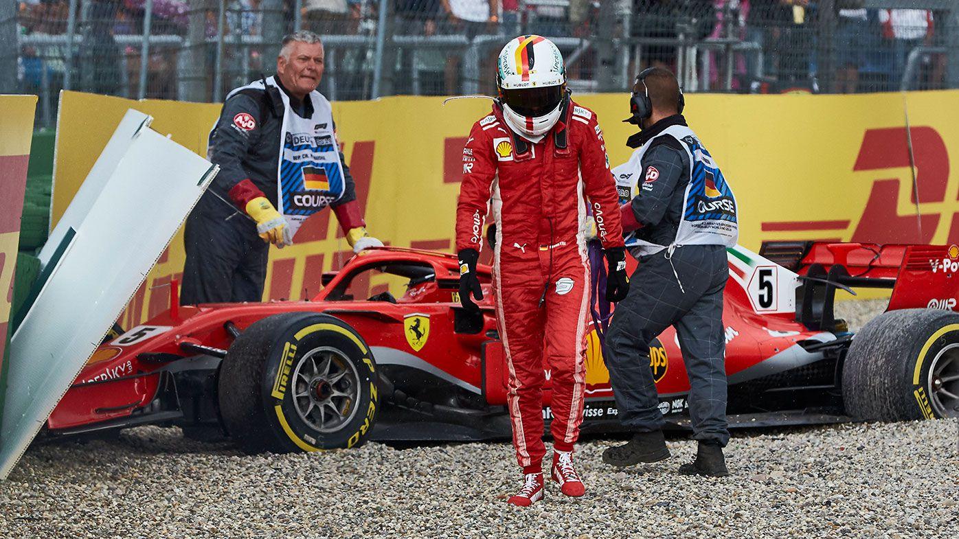 Leclerc's arrival at Ferrari shapes as pivotal season in Vettel's career