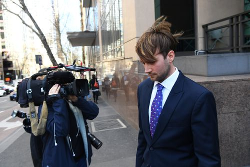 """Nolch told 9NEWS he was """"sorry for offending"""" Ms Dixon's family and friends, but did not regret what he did."""