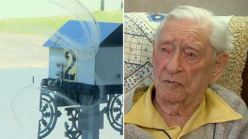 Filthy attacks, hate mail as 'scum' target war veteran