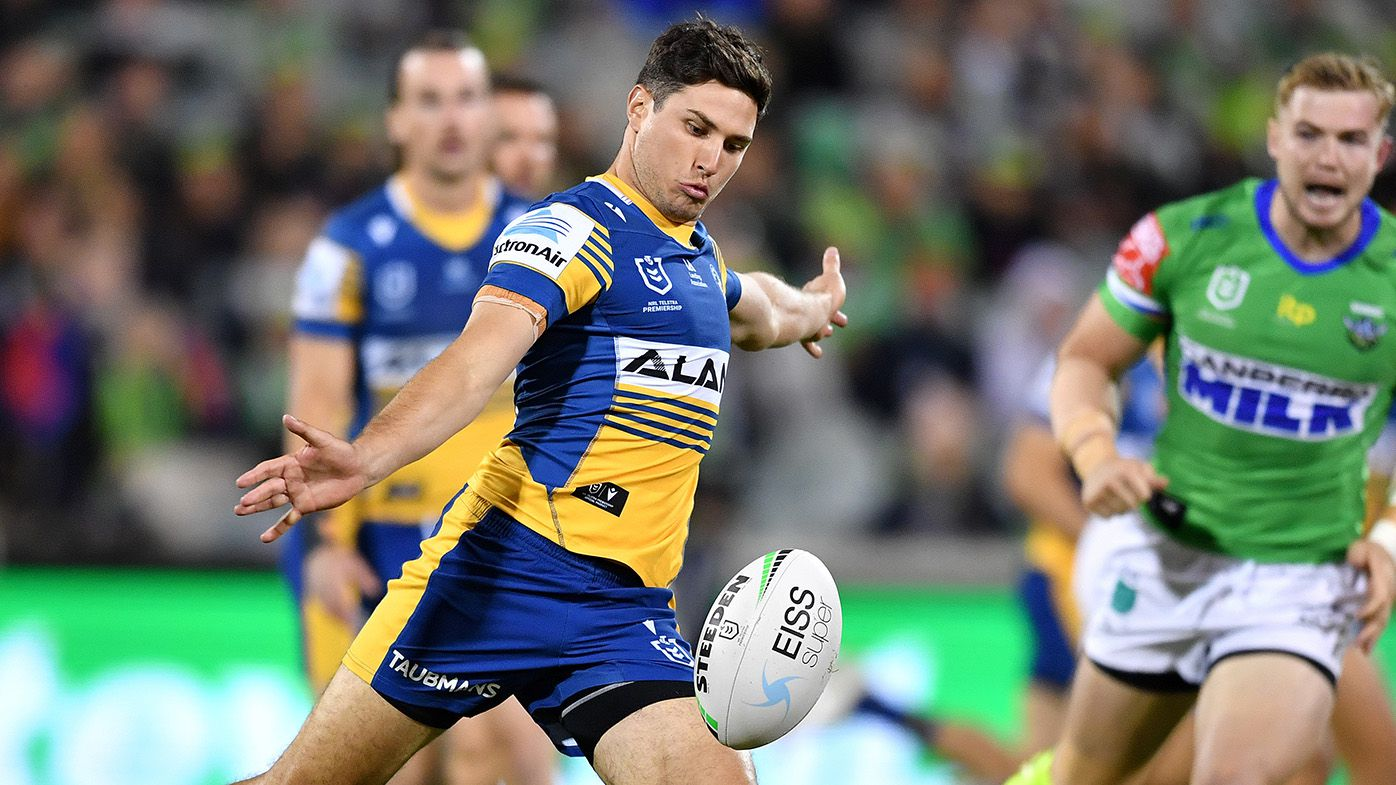 Parramatta re-signs Mitchell Moses until 2024, Ryan Matterson also staying put