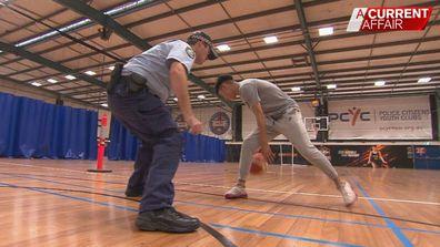 Police mentoring teens
