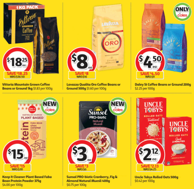 There are also some delicious food options on sale this week.
