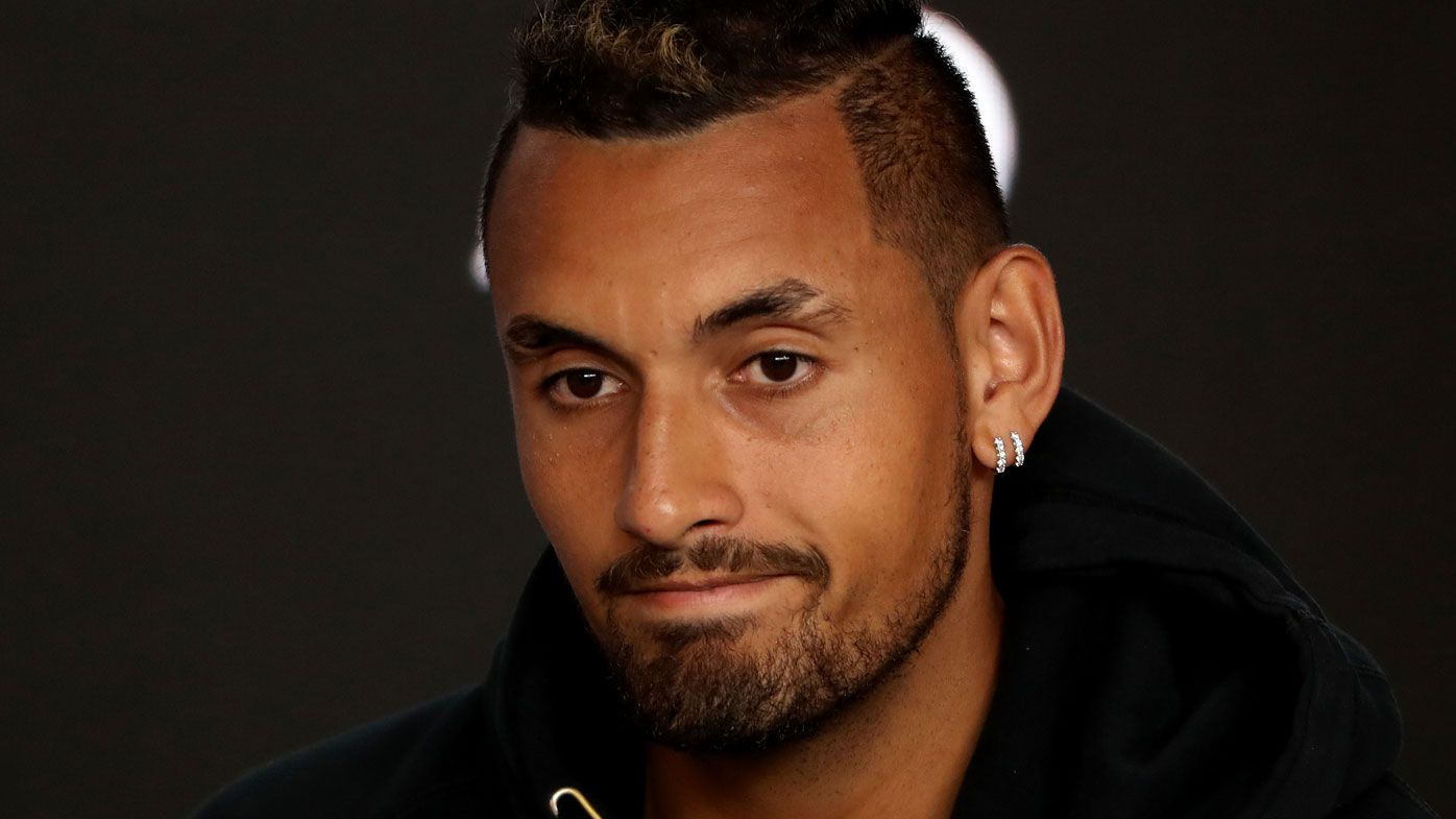 Australian Open 2019: Nick Kyrgios offers lukewarm support for Hewitt, Tomic amid feud