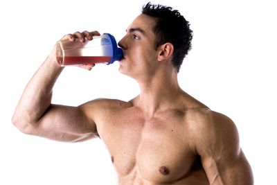 MYTH: You need protein shakes to build muscle