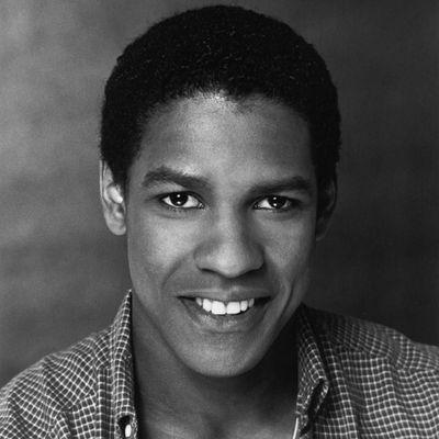 <p>Denzel Washington, 1980</p>