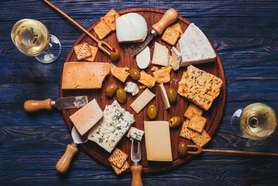 <strong>Cheese board</strong>