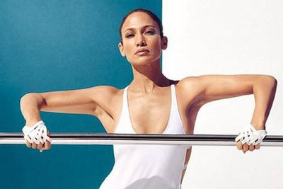 JLo, 45, put us all to shame with her super toned bod in <i>Self</i> magazine.