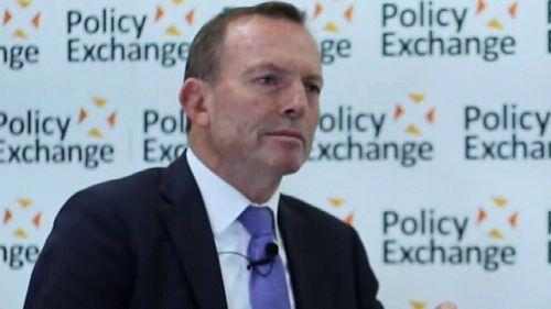 Tony Abbott, former Australian Prime Minister