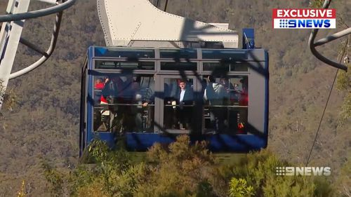 Scenic World has recently completed a five year renovation on its equipment.