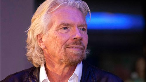 British billionaire Richard Branson today suspended business links with Saudi Arabia.