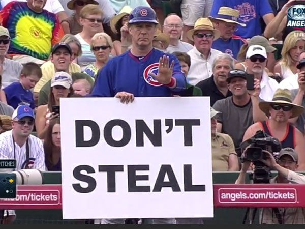 Ferrell delivers hilarious baseball act