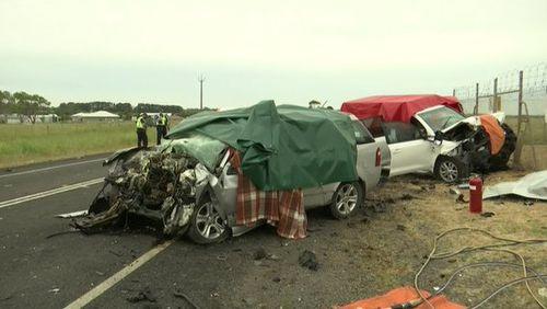 Crash near Mount Gambier kills three.