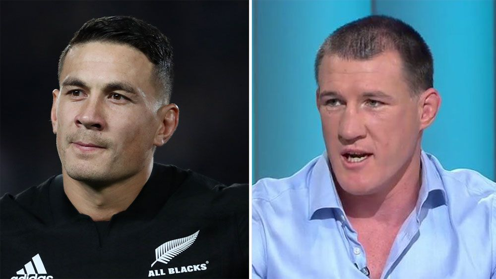 Sonny Bill Williams return to the NRL would be drawcard for the code says Paul Gallen