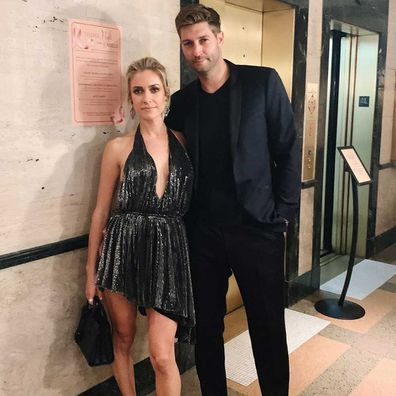 Kristin Cavallari and Jay Cutler in October, 2019.