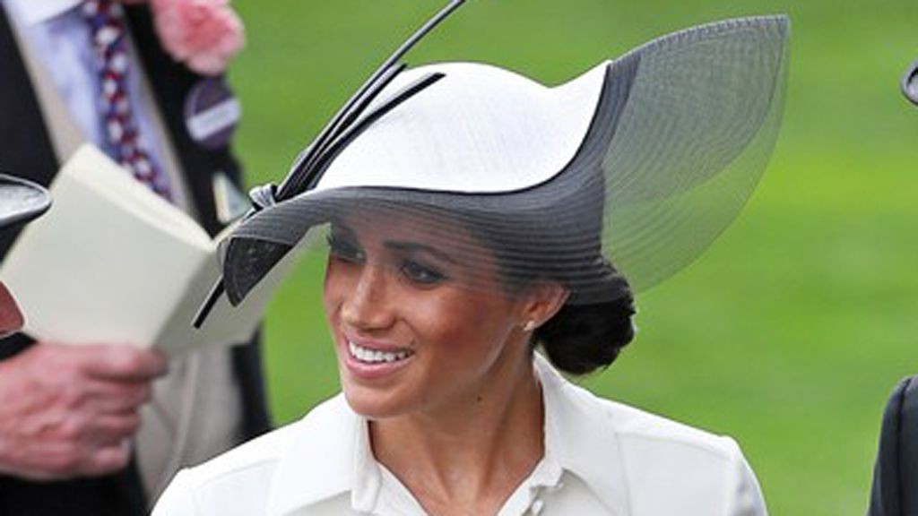 Meghan Markle's signature look banned from Royal Ascot