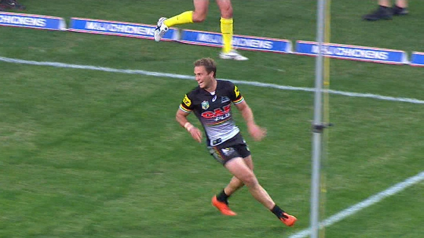 Moylan to stay put at Panthers
