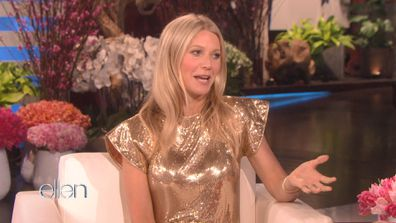 Gwyneth Paltrow The Ellen DeGeneres Show