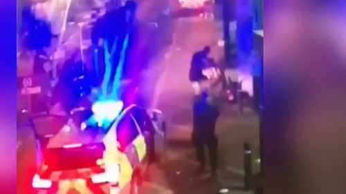 London has marked the one year anniversary of a vehicle and knife terror attack on London Bridge.