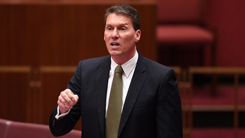 Senator Cory Bernardi. (AAP)