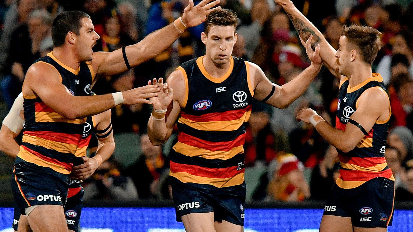 Adelaide Crows reportedly believe star forward Josh Jenkins is leaking stories to the media