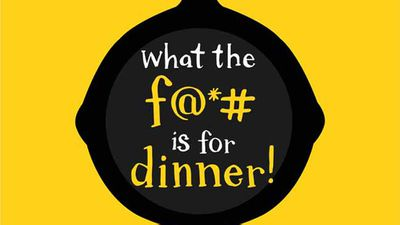 9Honey's brand new foodie podcast 'What the F is for Dinner?'<br> <br>