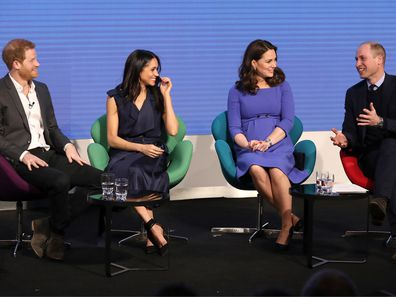 Prince William, Kate Middleton, Meghan Markle and Prince Harry reunite for mental health short film
