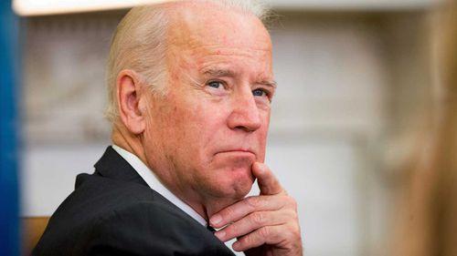 Vice President Joe Biden. (AAP)