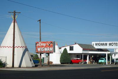<strong>Wigwam Village, Arizona</strong>