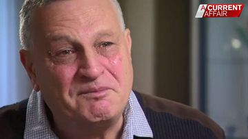 Son charged with stalking aged care boss