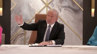 Lord Alan Sugar fires a second celebrity