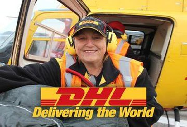 Delivering the World: Inside DHL