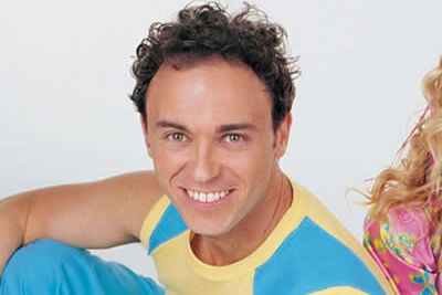 <b>Back in the 90s…</b> He was the (kinda annoying) singing, dancing, primary-colours-wearing guy from Hi-5.