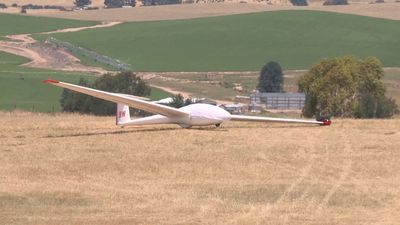 Pilot killed as glider crashes at airfield