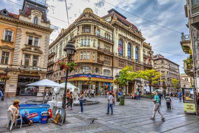 14. Belgrade