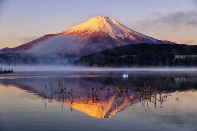 <strong>Mount Fuji, Japan</strong>
