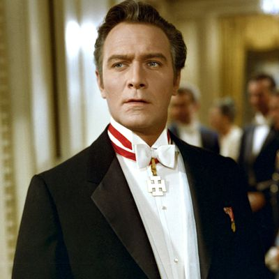 Christopher Plummer as Captain Georg von Trapp: Then