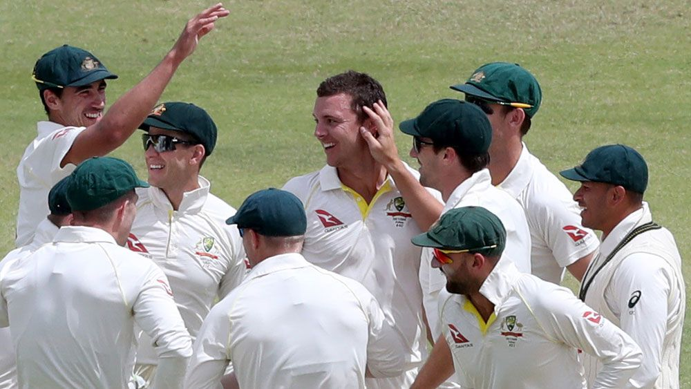 Australia to follow James Anderson's plan to target WACA pitch cracks as they chase third Ashes Test victory