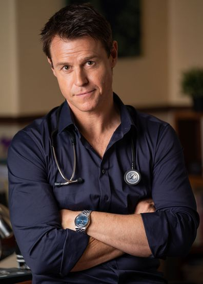 Rodger Corser Hugh Doctor Doctor